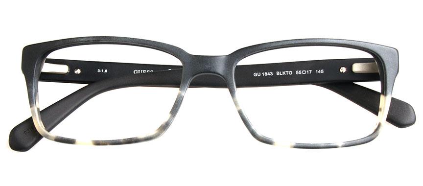 Guess GU1843 BLKTO